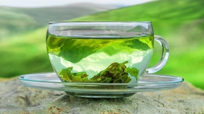 Зелёный чай польза или вред