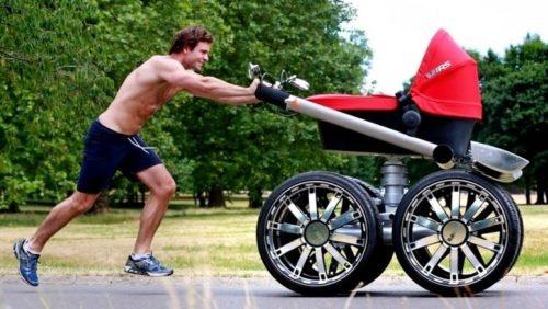 Как выбрать коляску