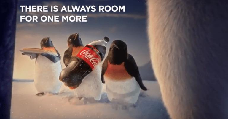 Музыка из рекламы Кока-кола
