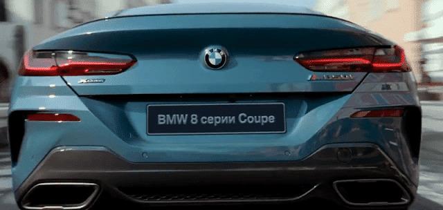 Музыка из рекламы BMW 8 2018