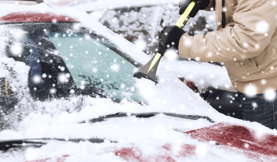 Что нужно зимой в машине