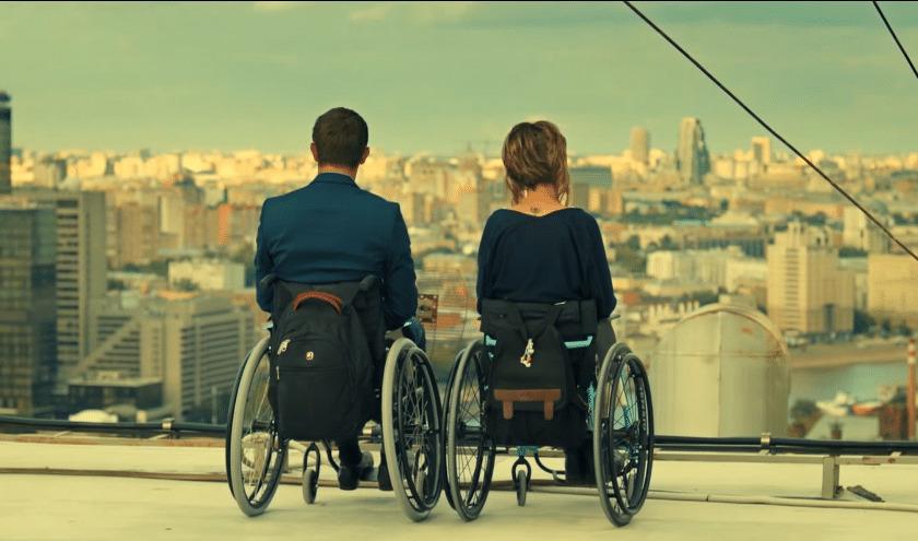узнал что девушка инвалид название фильма