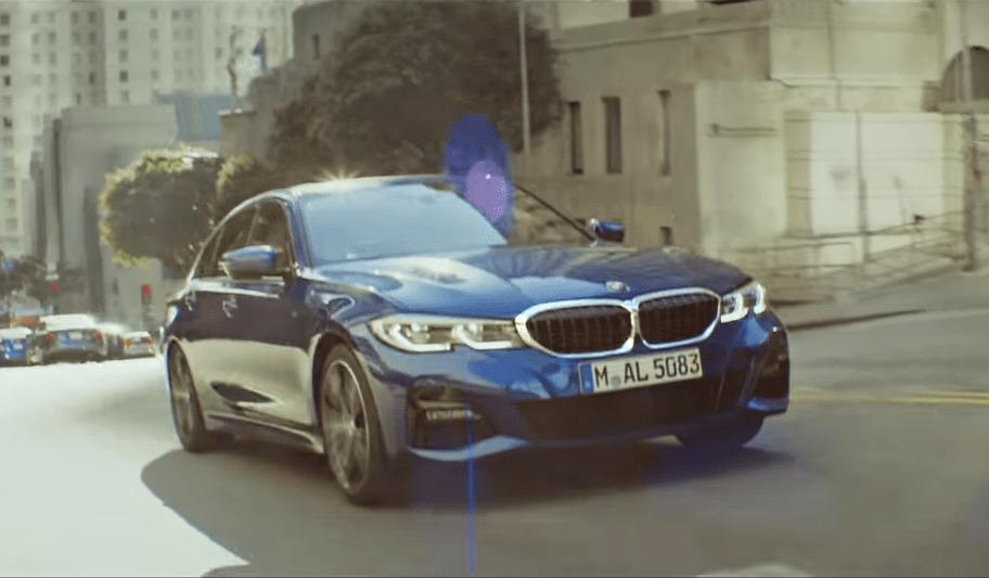 Музыка из рекламы BMW 3 серии 2019