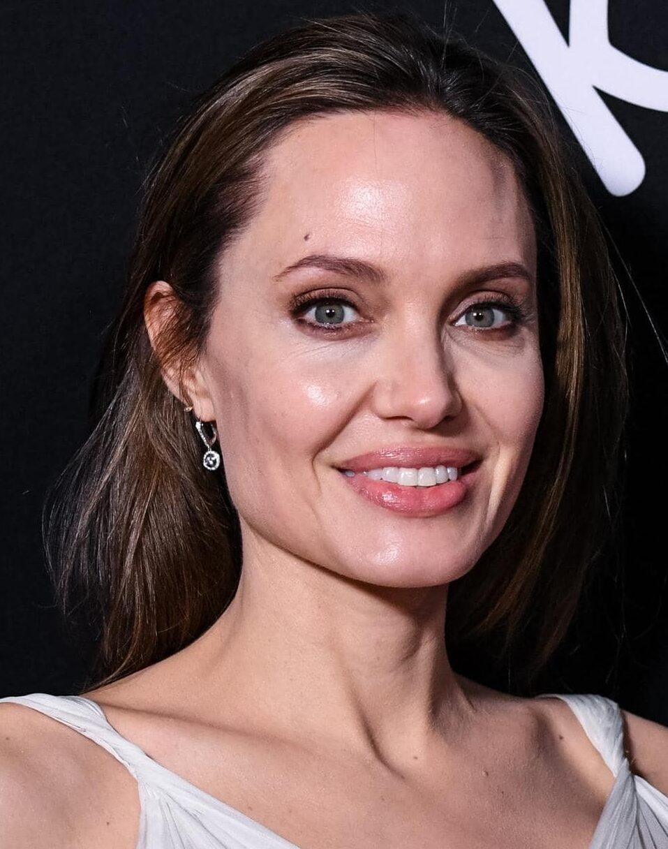 Анджелина Джоли выходит замуж в 2019 году