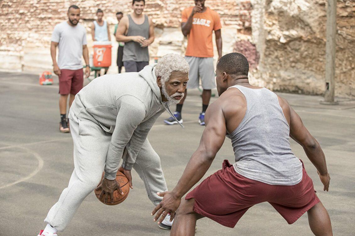 c7ebac62 Пенсионеры играют в баскетбол лучше молодёжи - название фильма