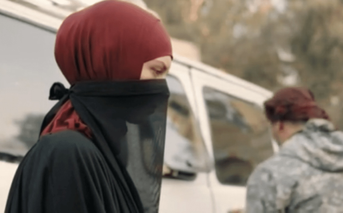 Русская влюбилась в араба и приняла ислам