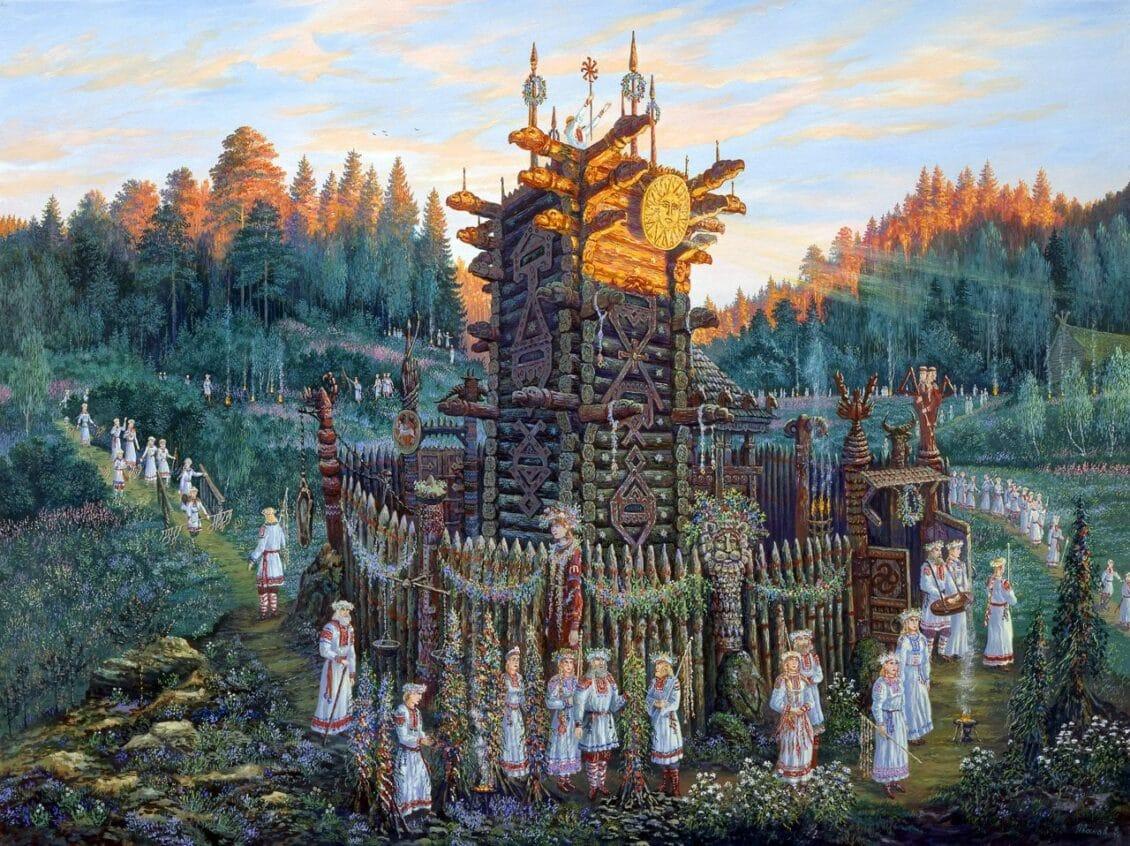 Какое влияние христианство оказало на древнерусскую культуру