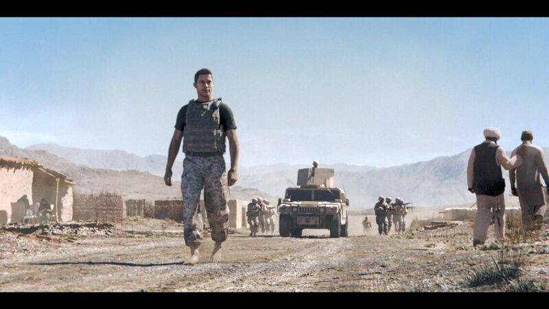 Солдат оборотень фильм