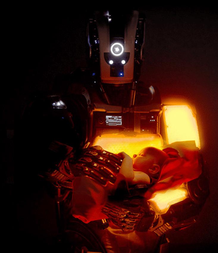Робот вырастил человеческого ребёнка из эмбриона