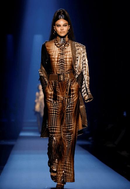 Жан-Поль Готье представил высокую моду на осень / зиму 2019/2020