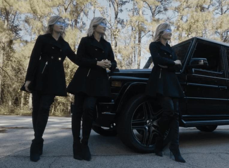 Кто играет трёх сестёр в сериале Одарённые?