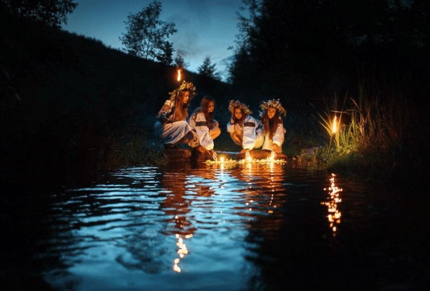 Как отмечают праздник Иван Купала? Что делают?