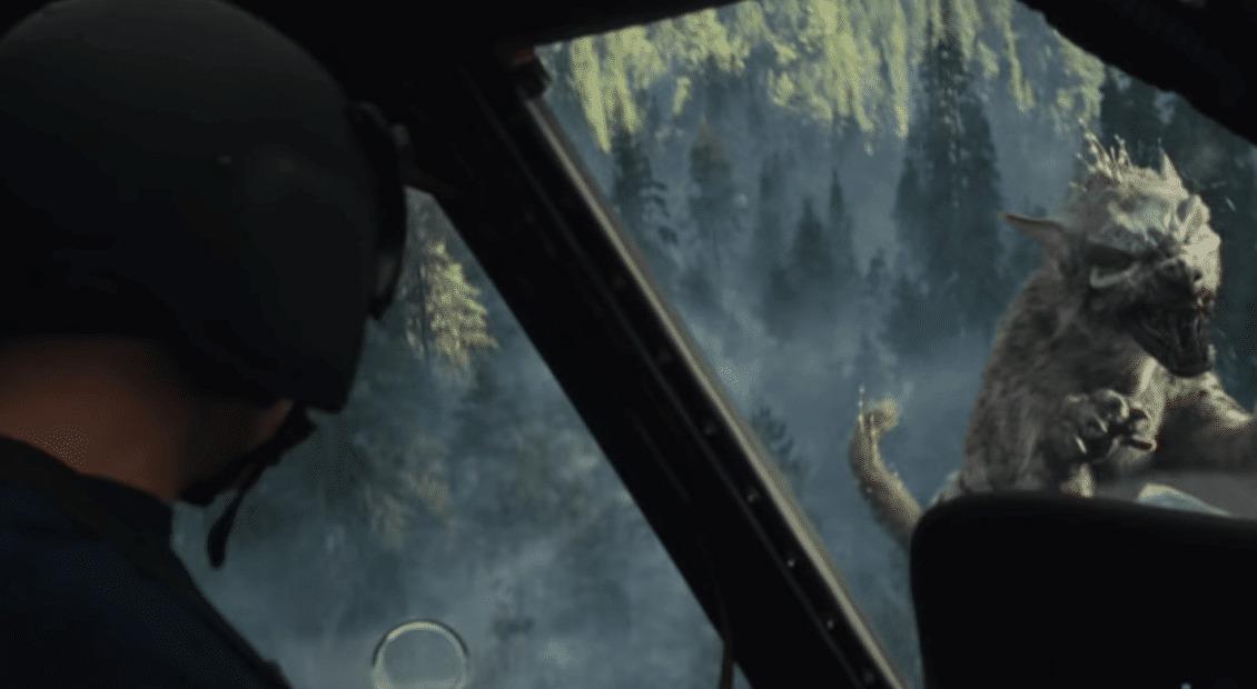 9 метровый волк