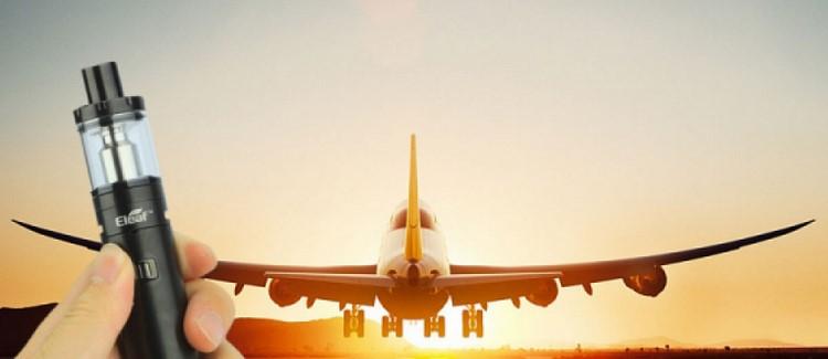 Правила перевозки сигарет и вейпа в ручной клади самолета