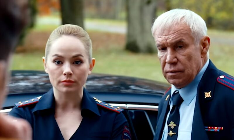 Русский полицейский-андроид Анна Николаевна - кто она?