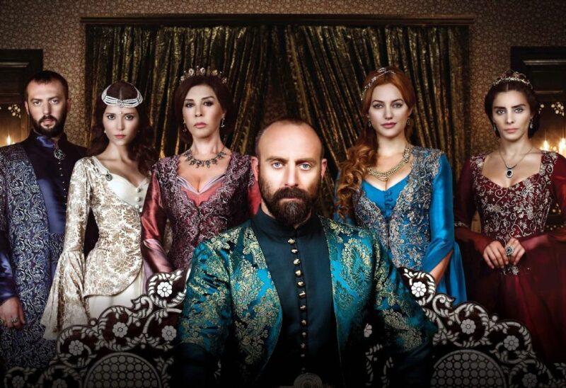 Как называется фильм, в котором русские девушки соблазняют шейхов